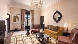 PREMIUM SUITE AT HOTEL ALFONSO XIII, SEVILLE